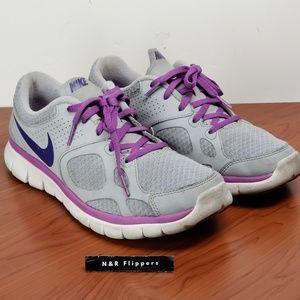 Nike Womens Althletic Running Sneaker Sz 9